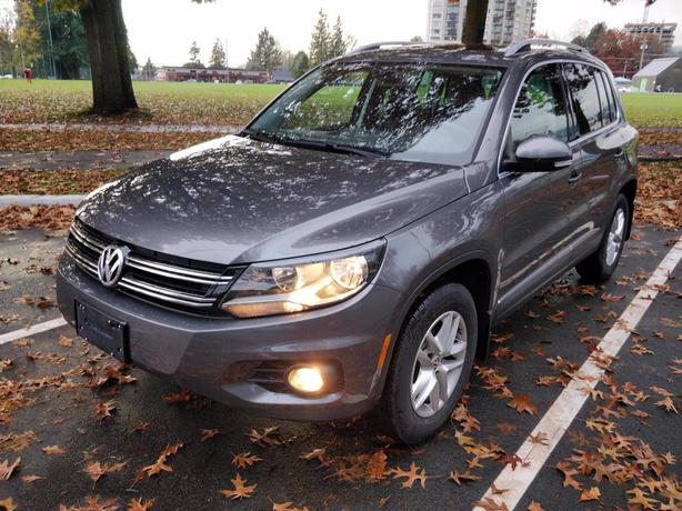 Pre-Owned 2016 Volkswagen Tiguan Highline AWD 4D Sport Utility