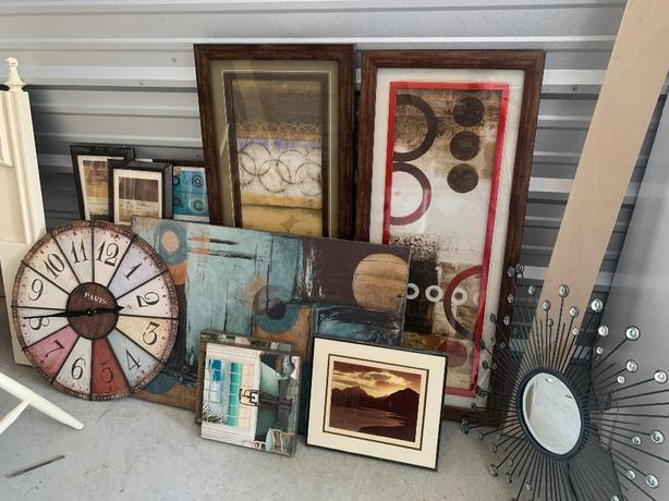 Pictures, Art Work, Decor
