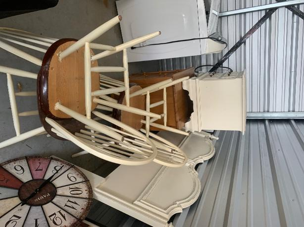 Wood Furniture, Box Springs, Head Boards and Dressors