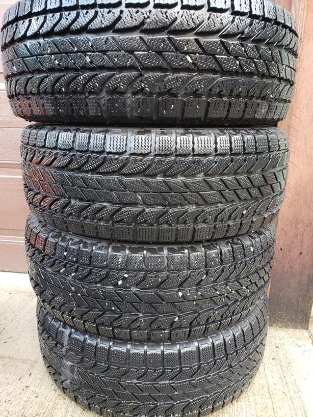 225/60R16 winter tires