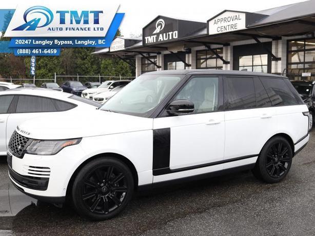 2019 Land Rover Range Rover V8 SC, SWB, Rare 1 in BC, Low KM, 1 Owner, Local