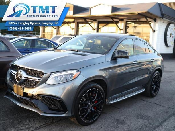 2017 Mercedes-Benz GLE-Class 4MATIC 4dr AMG GLE 63 S Cpe, New Year Sale!!