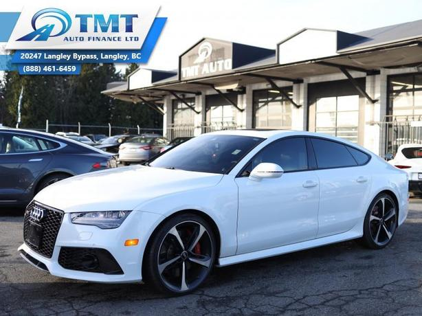 2016 Audi RS 7 4.0T - Extended Warranty, Full Service History!
