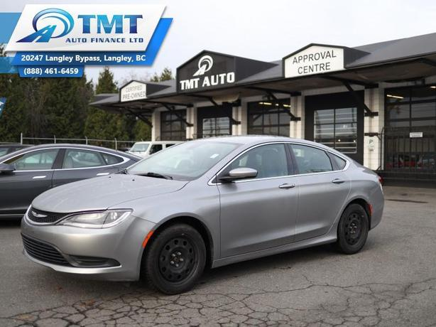 2015 Chrysler 200 100% Approval, $0 Down Available, Every1 Approved