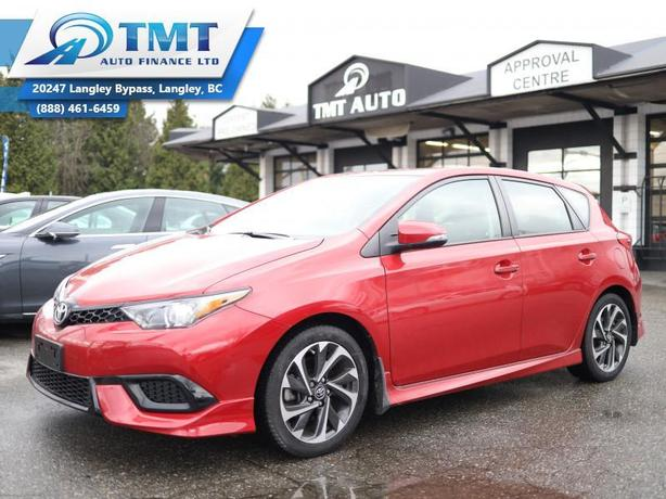 2018 Toyota Corolla iM Great Fuel Economy! $0 Down Finance Available!