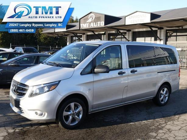 2018 Mercedes-Benz Metris Passenger Van Only 1 left in the lower mainland! Easy