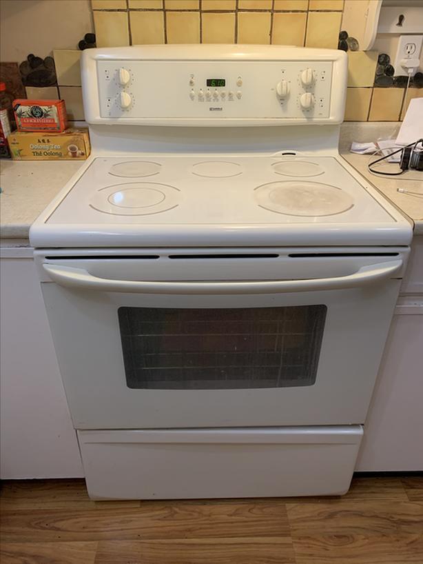 Kenmore ceramic top stove