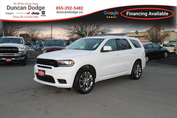 Used 2020 Dodge Durango GT AWD SUV