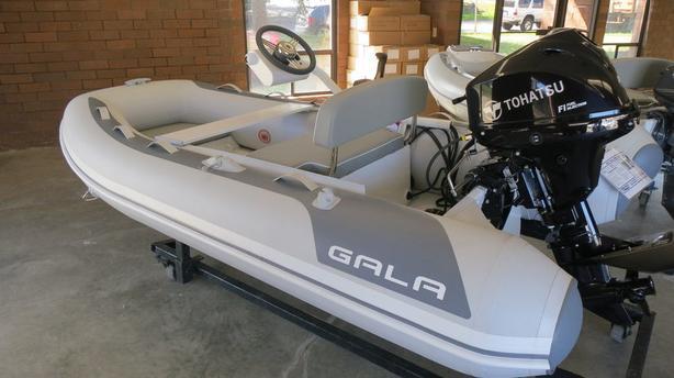 2020 Gala A300HD with Aquahelm
