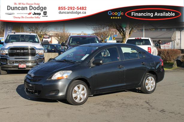 Used 2008 Toyota Yaris Base Sedan