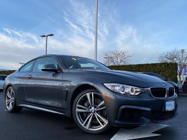 2014 BMW 435i XDRIVE ONLY 31,000KMS NO ACCIDENTS $291/bi-weekly! - $31,995