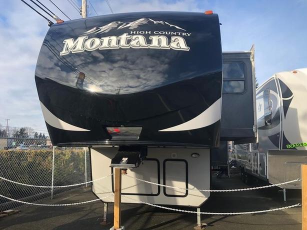 2016 High Country Montana HM340