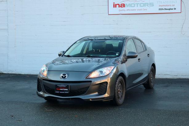 2012 Mazda Mazda 3 GS-SKY - LOCAL BC SEDAN - NO ACCIDENTS!