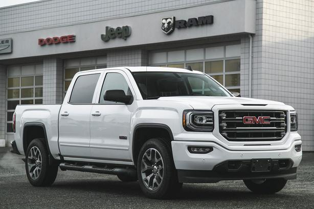 Used 2017 GMC Sierra 1500 All Terrain One Owner No Accidents Truck Crew Cab