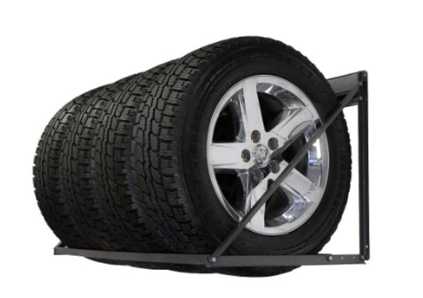 New Tire rack. Paid $114.24 with receipt on Nov 19, 2020.