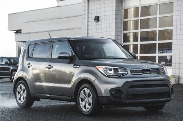 Used 2019 Kia Soul LX No Accidents Hatchback