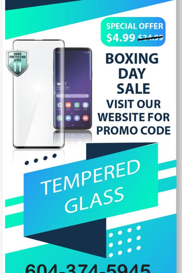 BOXING DAY LIMITED OFFER