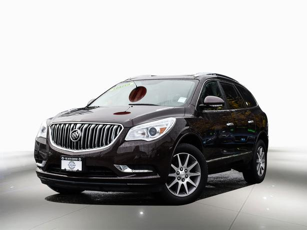 2015 Buick Enclave AWD 4dr Leather AWD