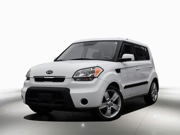 2011 Kia Soul 5dr Wgn Manual w-AC FWD