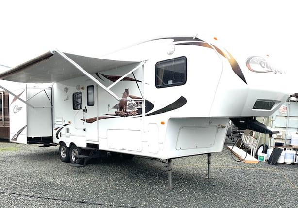 2011 Cougar 293 SAB STK# S21N11692A