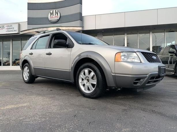 Used 2006 Ford Freestyle SE FWD 3-ZONE CLIMATE 7-PASSANGER 118KM Wagon