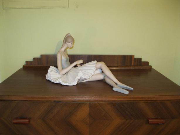 Ballerina Figurine
