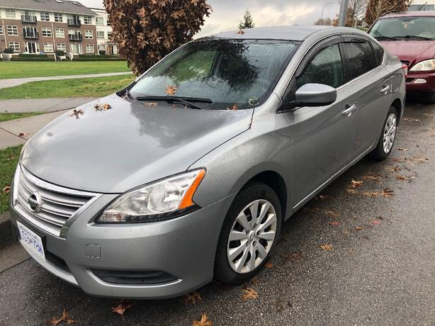 2016 NISSAN SENTRA SV 4DR 4CYL AUTOMATIC-$7995-MINT CONDITION-$7995-
