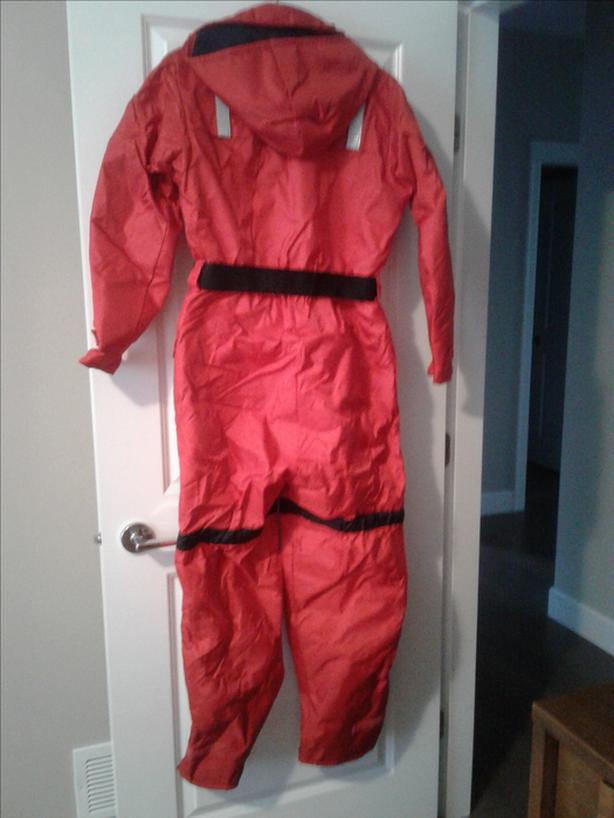 Mustang Survival Flotation Suit