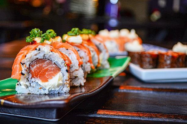Aburi Sushi Concept