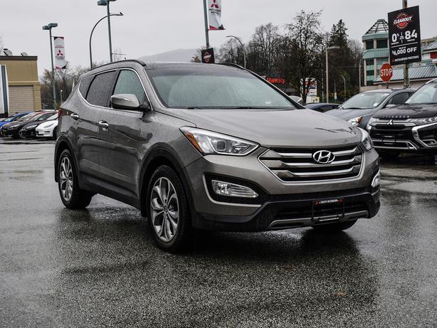 2016 Hyundai Santa Fe Sport Premium - AWD