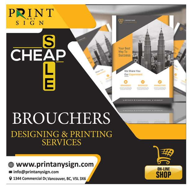 brochures printing cheap offers