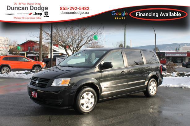 Used 2010 Dodge Grand Caravan SE Van Passenger Van