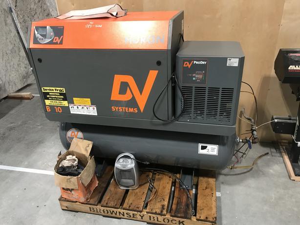 10hp Compressor