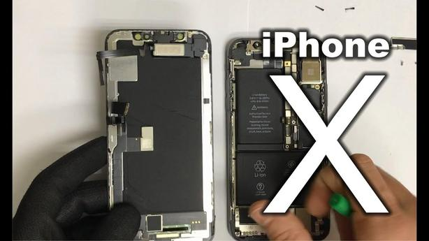 We can repair your iPhone X LCD, Top-quality guaranteed