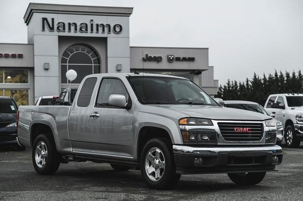 Used 2012 GMC Canyon SLE Truck Extended Cab