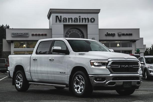Used 2019 Ram All-New 1500 Big Horn One Owner No Accidents Truck Crew Cab