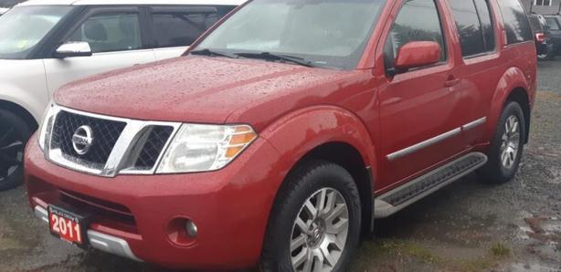 2011 Nissan Pathfinder LE Black Creek Motors