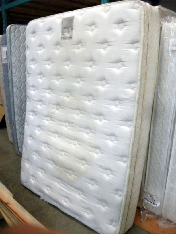 SELECTIONS OF USED MATTRESSES