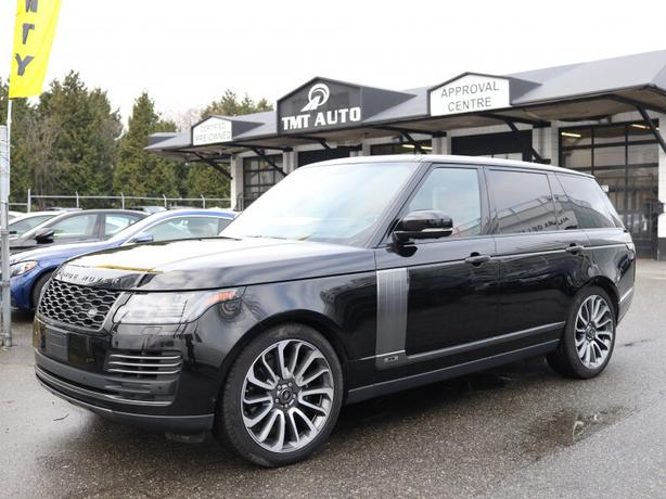 2020 Land Rover Range Rover P525 5.0L V8 Supercharged Autobiography LWB