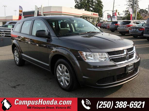 Used 2019 Dodge Journey CVP/SE | One Owner | Low KMs | No Accidents SUV