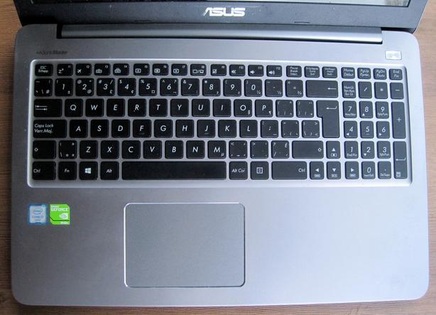 Asus 15.6 Laptop – Parts