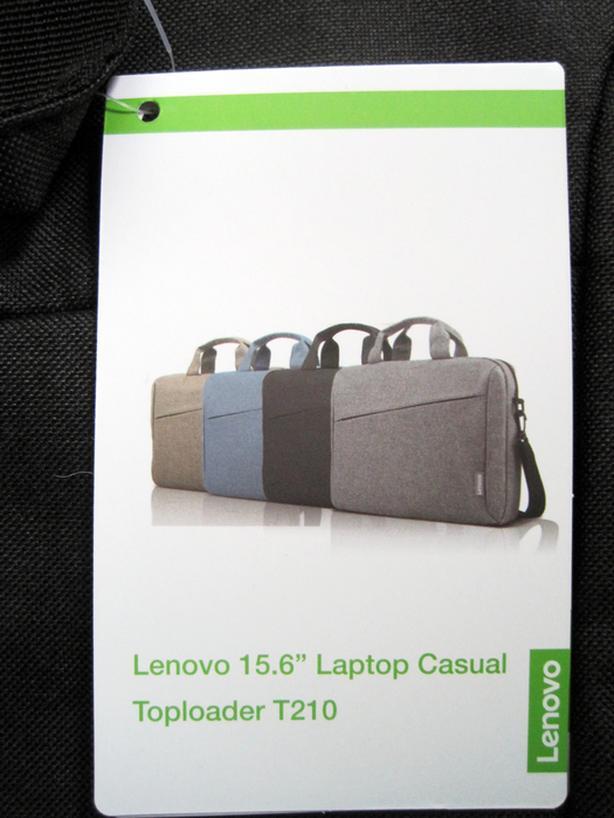 """Lenovo Grey Urban 15"""" Computer Case"""