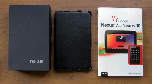 """Google Nexus 7 7"""" Tablet"""