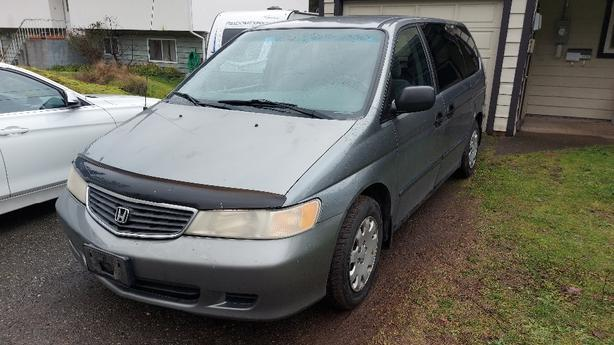 2001 Honda Oddysey - Reliable family vehicle