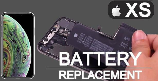 Get your iPhone XS Battery replaced, Top-quality guaranteed
