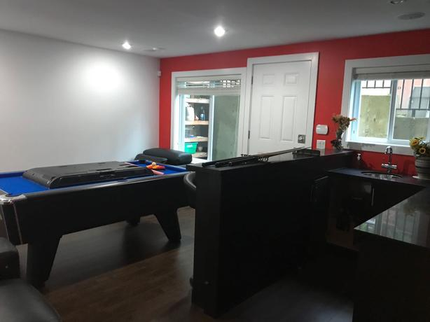 A furnished room is available now in Surrey