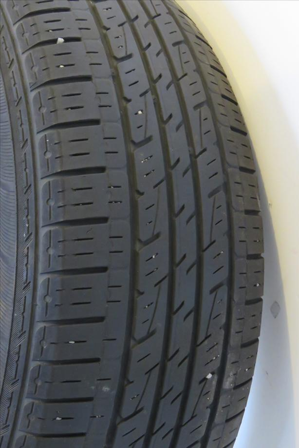 Full set of summer tires at a great price
