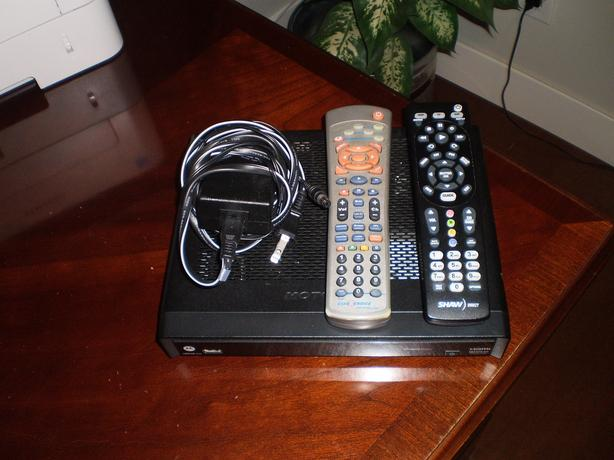 Shaw Direct Satellite Receiver HD - PVR - DSR630 - Bowser,BC