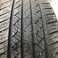 Four 225/65R17 all season tires
