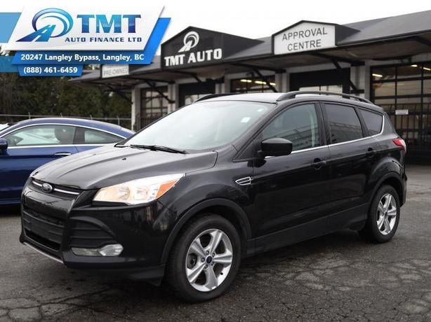 2015 Ford Escape Easy Financing! $0 Down Options, 100% Approvals